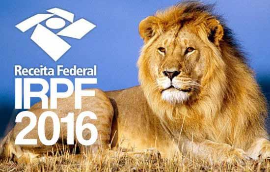 Imposto de Renda 2016 | Fique em Dia Com o Leão!