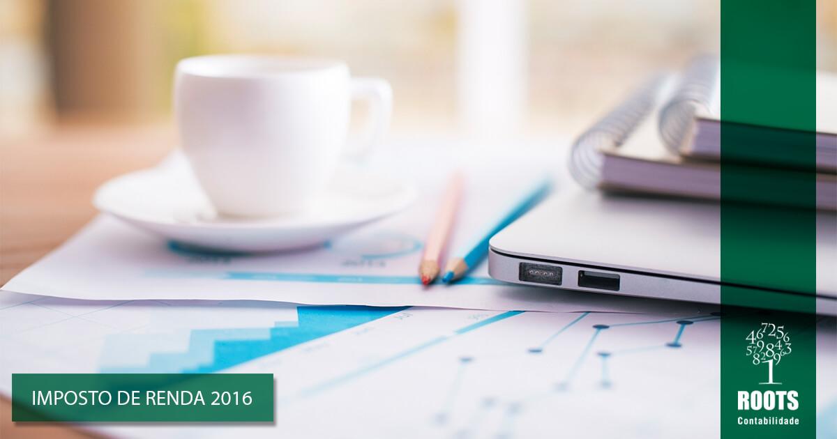 Consulta do 3º lote do Imposto de Renda abriu hoje| Roots Contabilidade