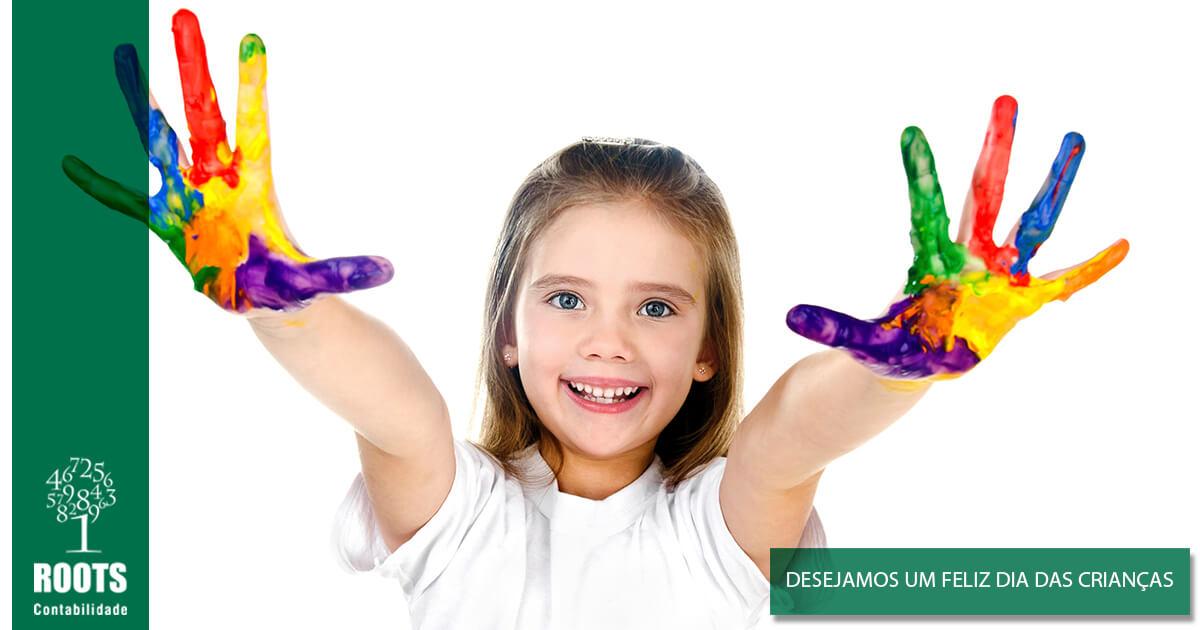 Feliz Dia das Crianças – 12/10 | Roots Contabilidade