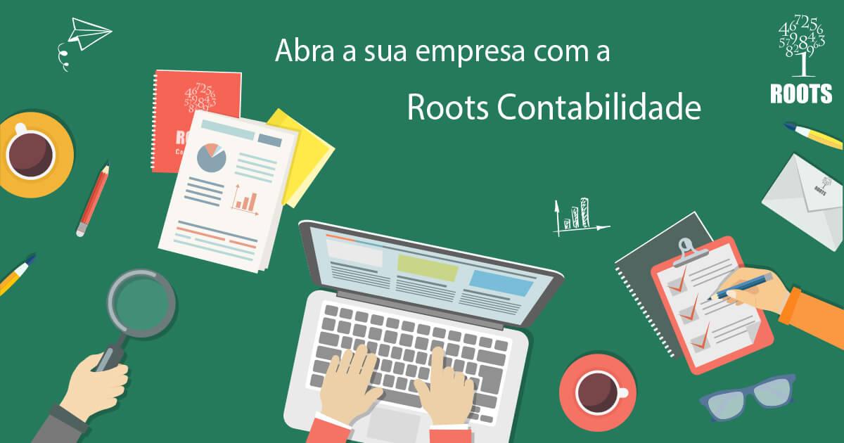 Abertura de Empresa com a Roots Contabilidade